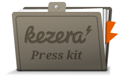Download the Kezera press kit (3.1 MB)